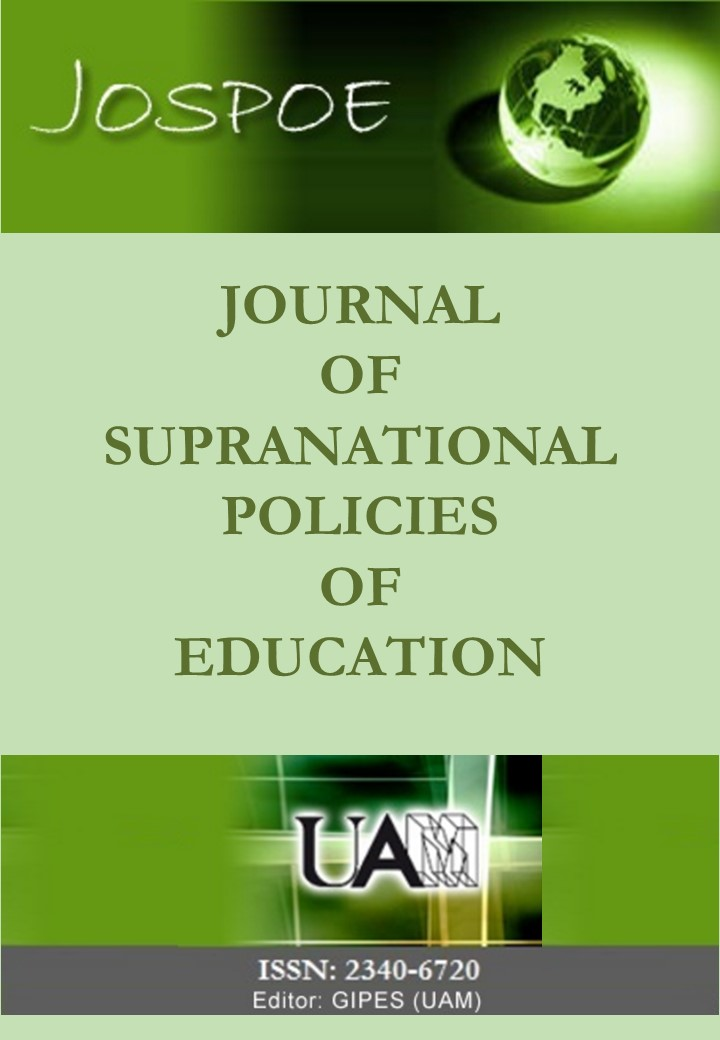 "Call for papers JoSPoE (n. 15 – 2022) – ""Agentes no estatales en la educación"""